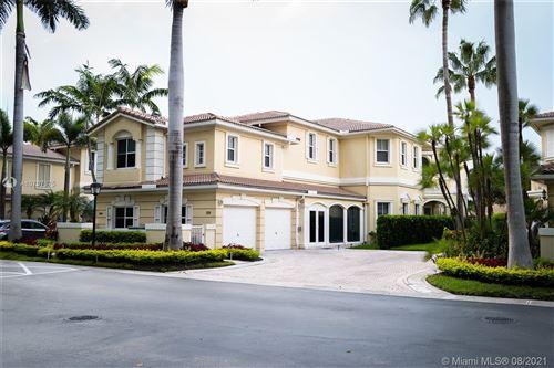 Photo of 3731 NE 214th St #28, Aventura, FL 33180 (MLS # A10797375)