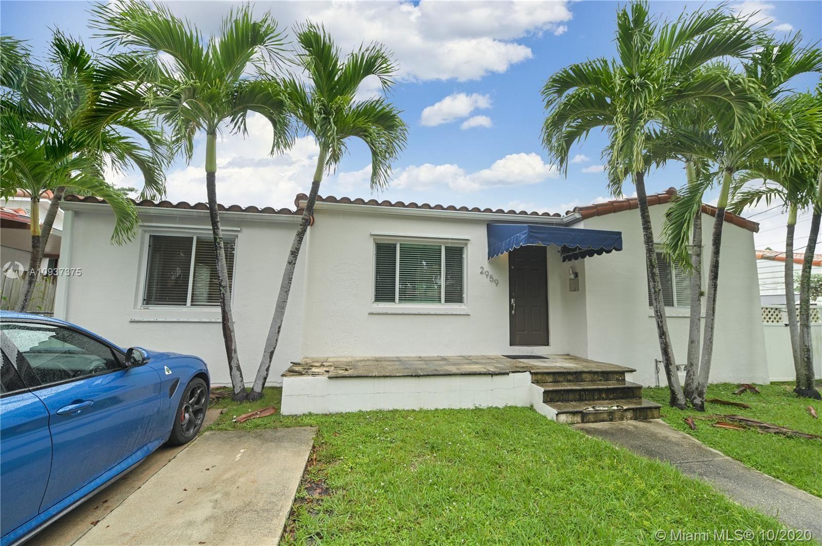 2959 SW 18th St, Miami, FL 33145 - #: A10937375