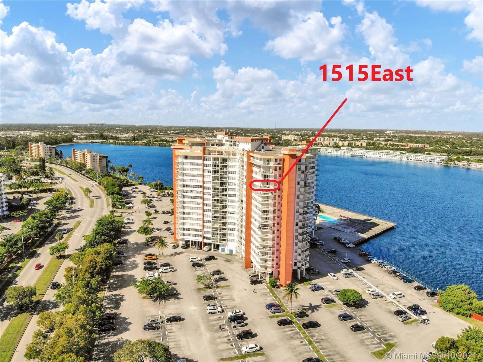 1351 NE Miami Gardens Dr #1515E, Miami, FL 33179 - #: A11106375