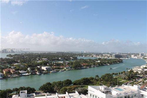 Photo of 6301 Collins Ave #2107, Miami Beach, FL 33141 (MLS # A10766376)