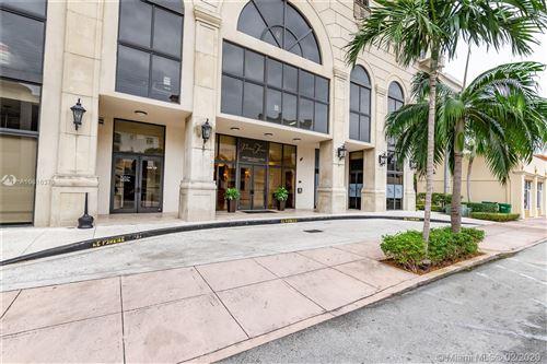 Photo of 1805 Ponce de Leon #125, Coral Gables, FL 33134 (MLS # A10816376)