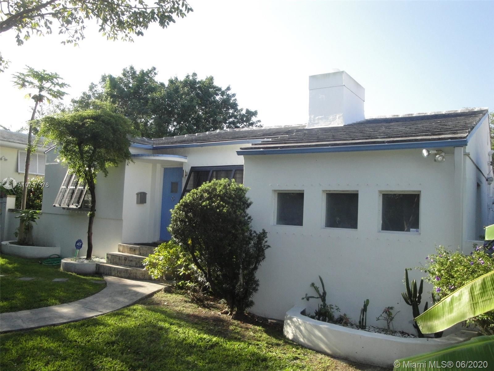 Photo 1 of Listing MLS a10737376 in 200 NE 85th St El Portal FL 33138