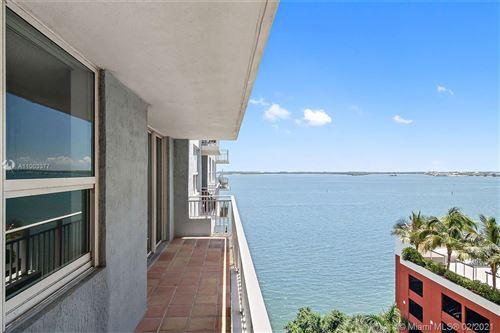 Photo of 1111 Brickell Bay Dr #1407, Miami, FL 33131 (MLS # A11003377)