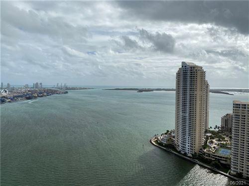 Photo of 325 S Biscayne Blvd #3926, Miami, FL 33131 (MLS # A11057377)