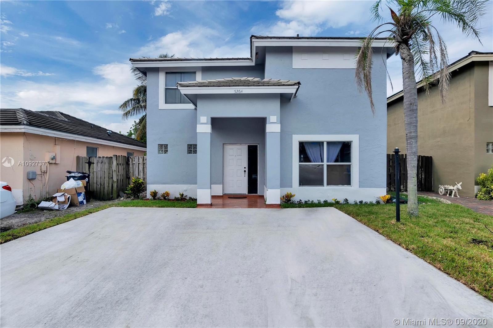 5264 NW 186th St, Miami Gardens, FL 33055 - #: A10927377