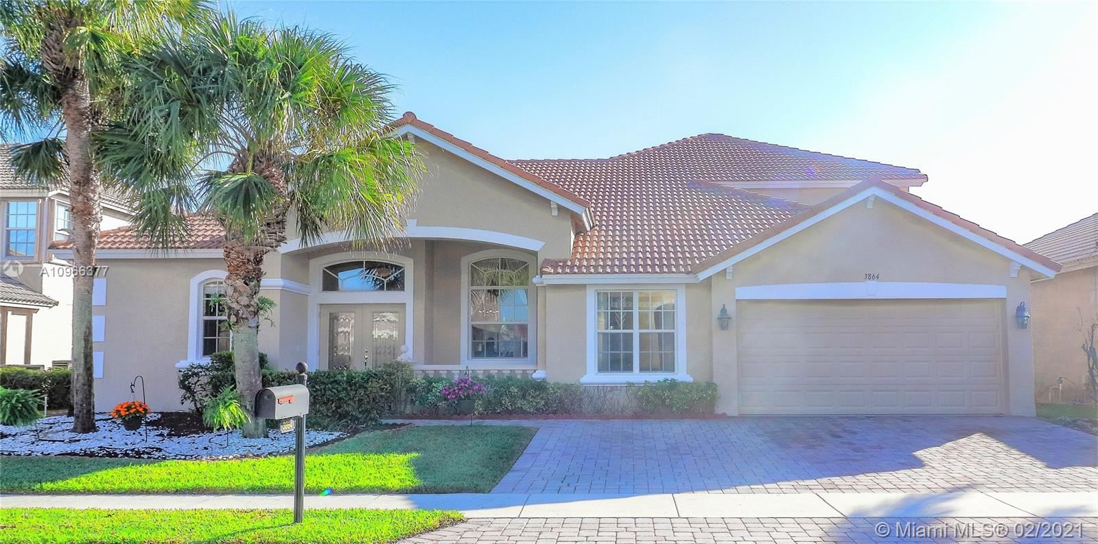 3864 Hamilton Ky, West Palm Beach, FL 33411 - #: A10966377