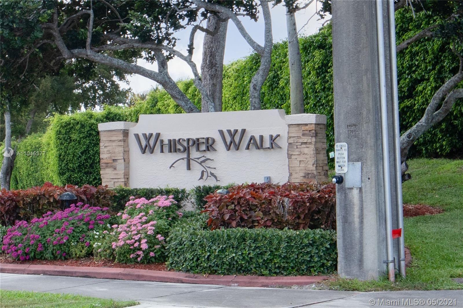 8877 Windtree St #8877, Boca Raton, FL 33496 - #: A11045377