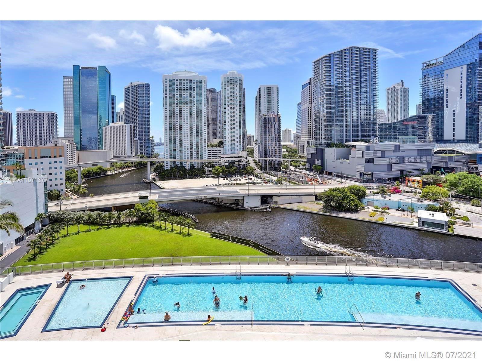 92 SW 3rd St #3611, Miami, FL 33130 - #: A11071377