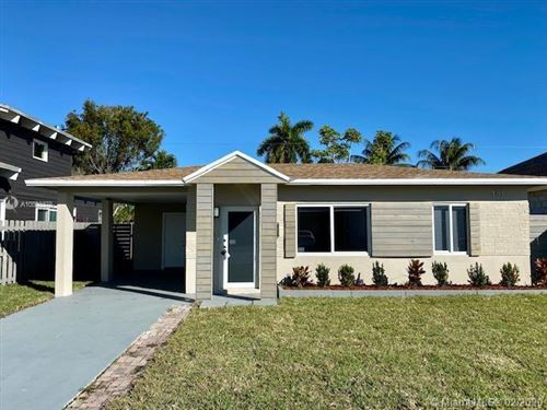 Photo of Listing MLS a10803378 in 181 NW 45th St Oakland Park FL 33309