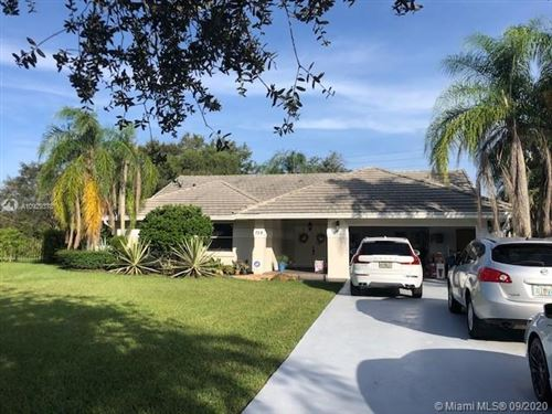 Photo of 759 NW 161st Ave #0, Pembroke Pines, FL 33028 (MLS # A10929378)