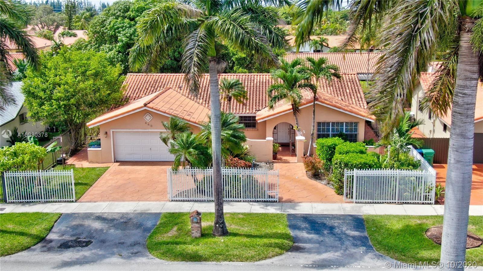 460 SW 132nd Ave, Miami, FL 33184 - #: A10930378