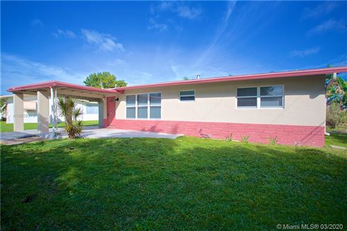 Photo of 6213 NW 15th Ct, Margate, FL 33063 (MLS # A10838379)