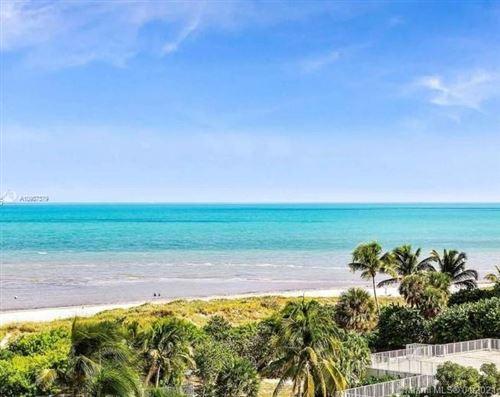 Photo of 177 Ocean Lane Dr #713, Key Biscayne, FL 33149 (MLS # A10987379)