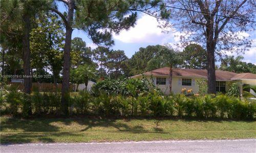 Photo of 6508 N 143rd St, Palm Beach Gardens, FL 33418 (MLS # A11093379)