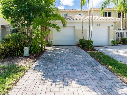 Photo of 2261 NW 170th Ave #0, Pembroke Pines, FL 33028 (MLS # A11110379)
