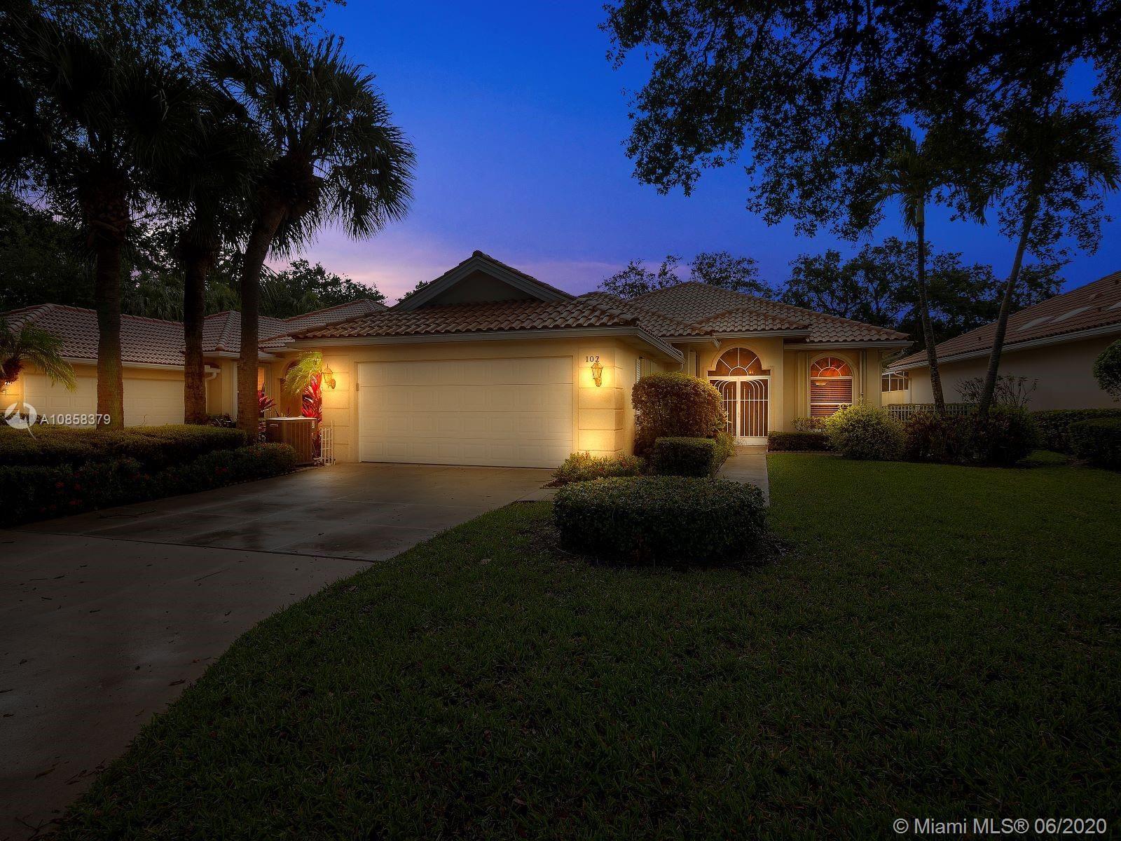 102 Winter Club Court, Palm Beach Gardens, FL 33410 - #: A10858379
