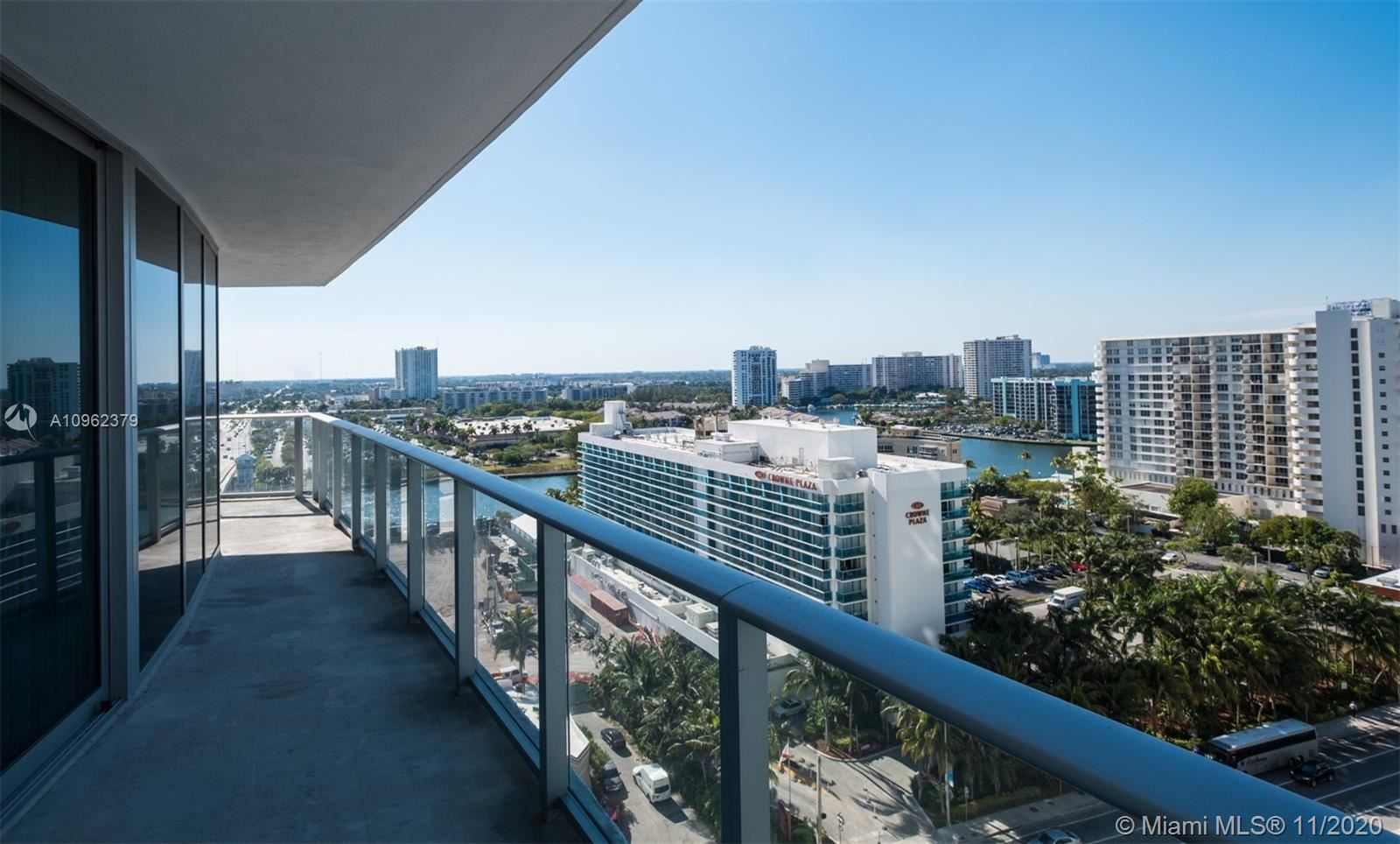Photo of 4111 S Ocean Dr #1012, Hollywood, FL 33019 (MLS # A10962379)