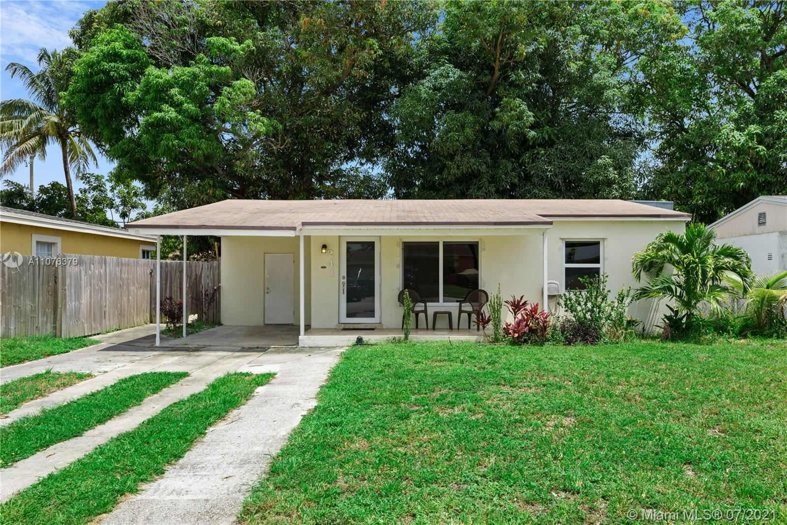 241 NW 52nd Ct, Oakland Park, FL 33309 - #: A11076379