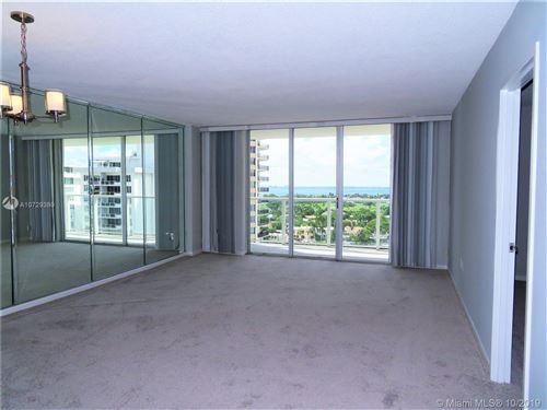 Photo of 5701 Collins #1507, Miami Beach, FL 33140 (MLS # A10729380)