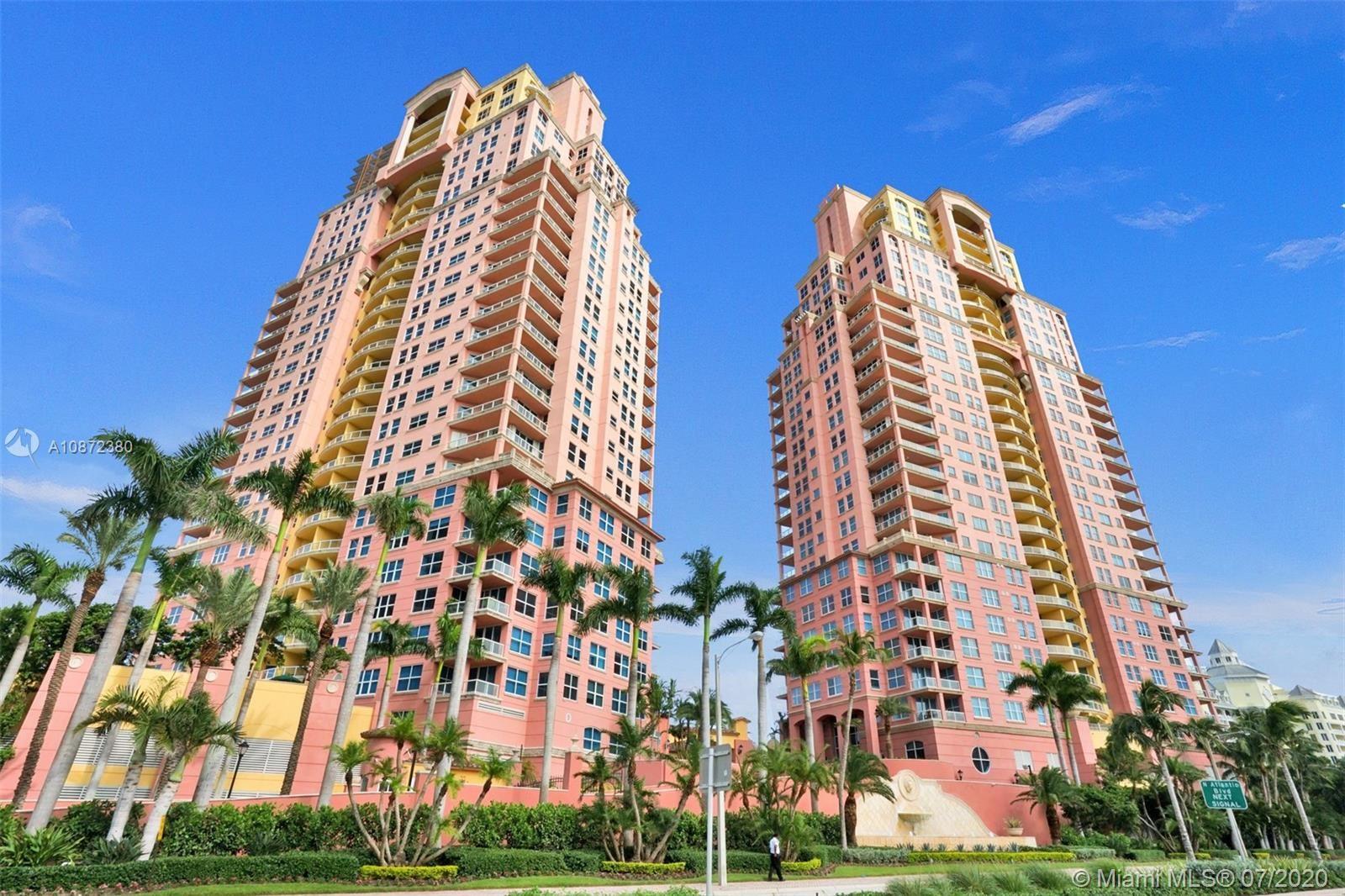 2110 N Ocean Blvd #7D, Fort Lauderdale, FL 33305 - #: A10872380