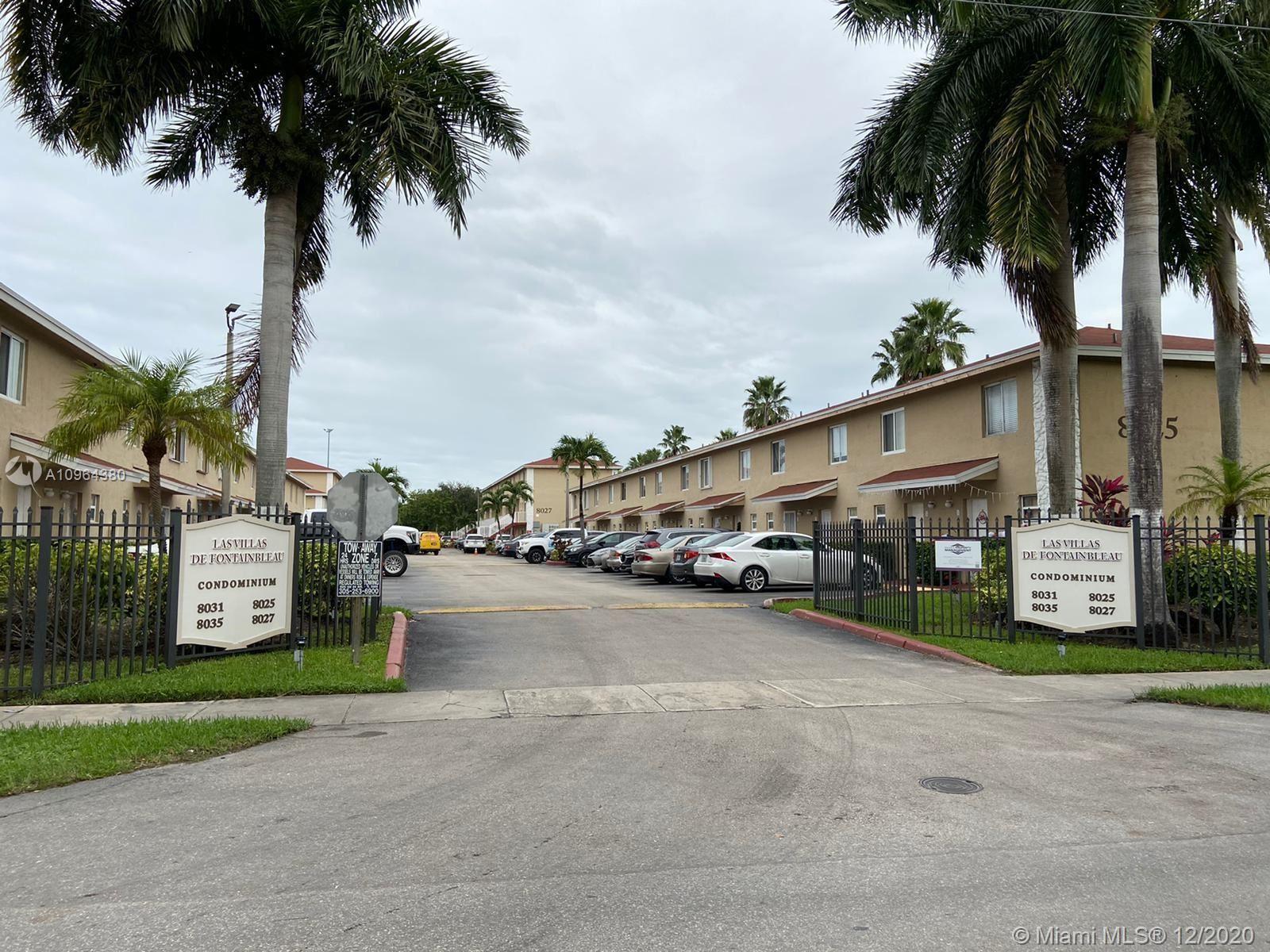 8031 NW 8th St. #15, Miami, FL 33126 - #: A10964380