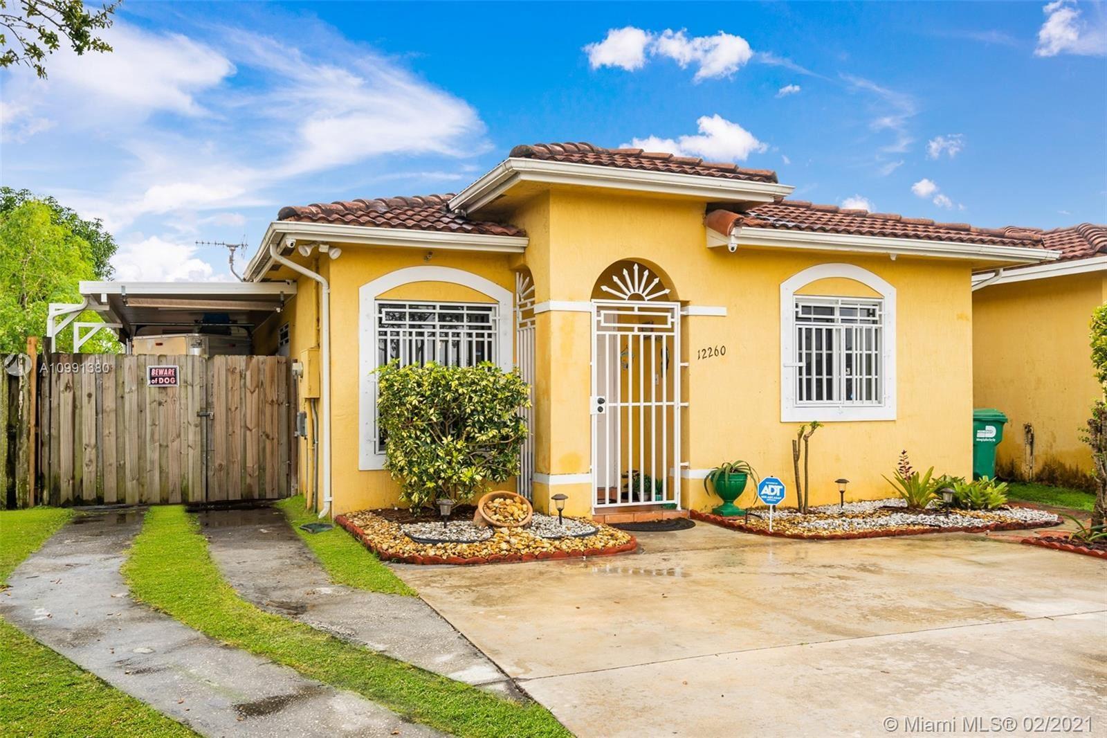 12260 SW 214th St #2, Miami, FL 33177 - #: A10991380