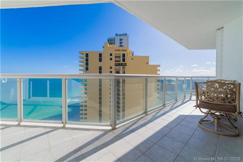 Photo of 16425 Collins Ave #2712, Sunny Isles Beach, FL 33160 (MLS # A10798381)