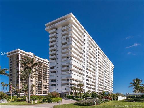 Photo of Listing MLS a10807381 in 1200 S Ocean Blvd #12E Boca Raton FL 33432