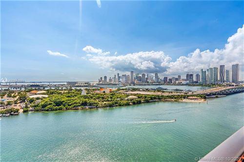Photo of 1000 Venetian Way #1703, Miami, FL 33139 (MLS # A10942381)