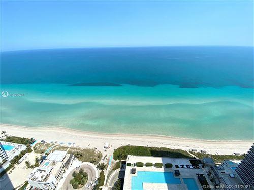 Photo of 1800 S Ocean Dr #4401, Hallandale Beach, FL 33009 (MLS # A10950381)