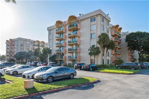 Photo of 9320 Fontainebleau Blvd #201, Miami, FL 33172 (MLS # A10954381)