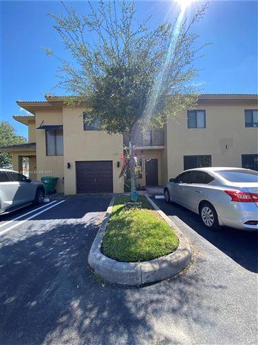 Photo of 11115 W Okeechobee Rd #103, Hialeah Gardens, FL 33018 (MLS # A11113381)