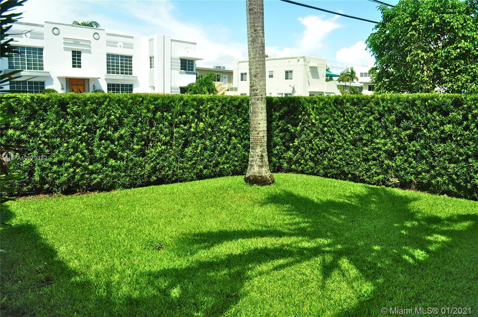 3915 N Meridian Ave #102, Miami Beach, FL 33140 - #: A10979382