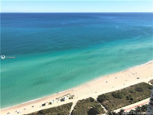 Photo of 6301 Collins Ave #2202, Miami Beach, FL 33141 (MLS # A10740383)