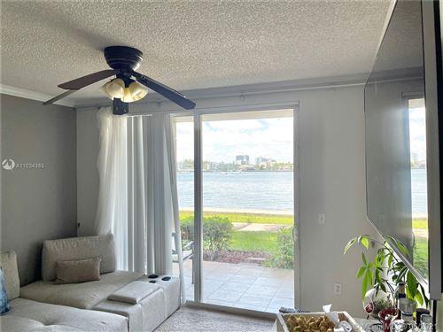 Photo of 17100 N Bay Rd #1106, Sunny Isles Beach, FL 33160 (MLS # A11034383)