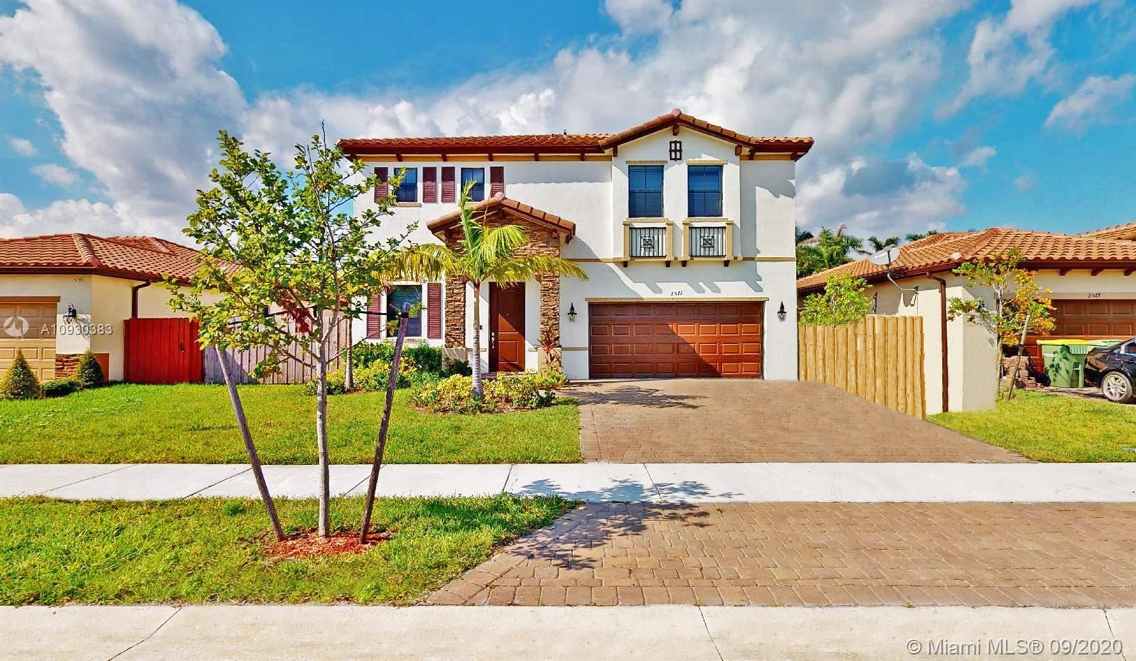 2571 SE 1st St, Homestead, FL 33033 - #: A10930383