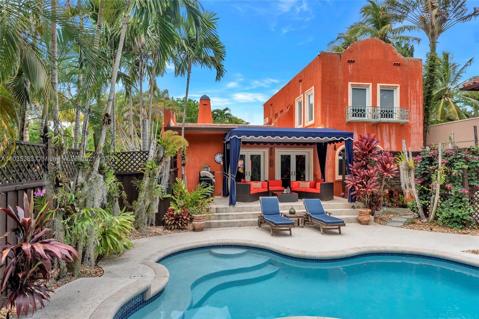 3045 Washington St, Miami, FL 33133 - #: A11035383
