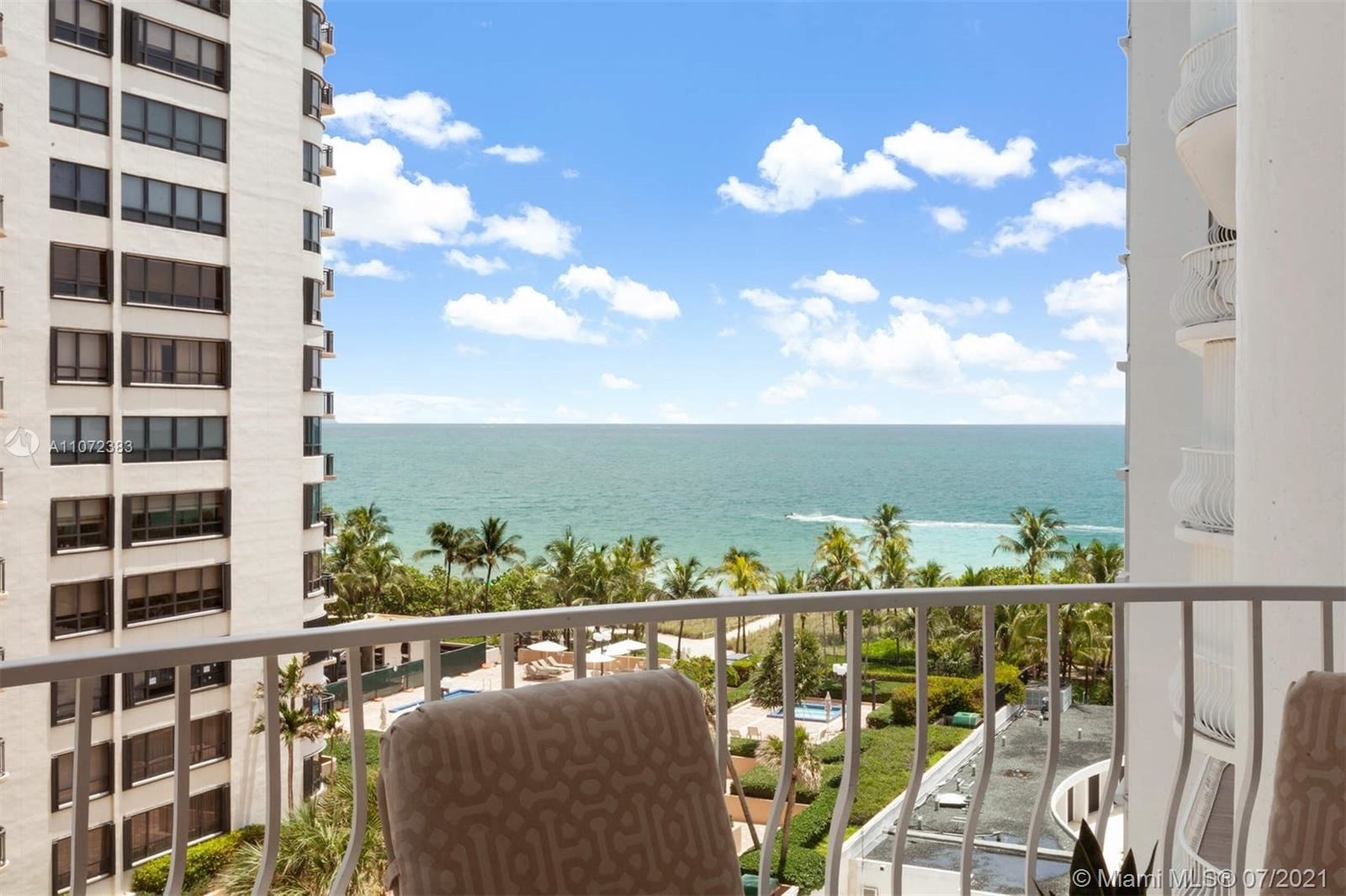 Photo of 10155 Collins Ave #706, Bal Harbour, FL 33154 (MLS # A11072383)