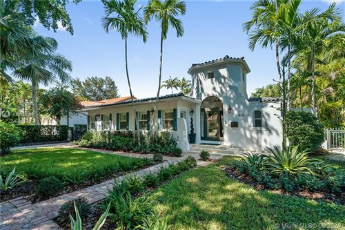 Photo of Listing MLS a10769384 in 805 Sorolla Ave Coral Gables FL 33134