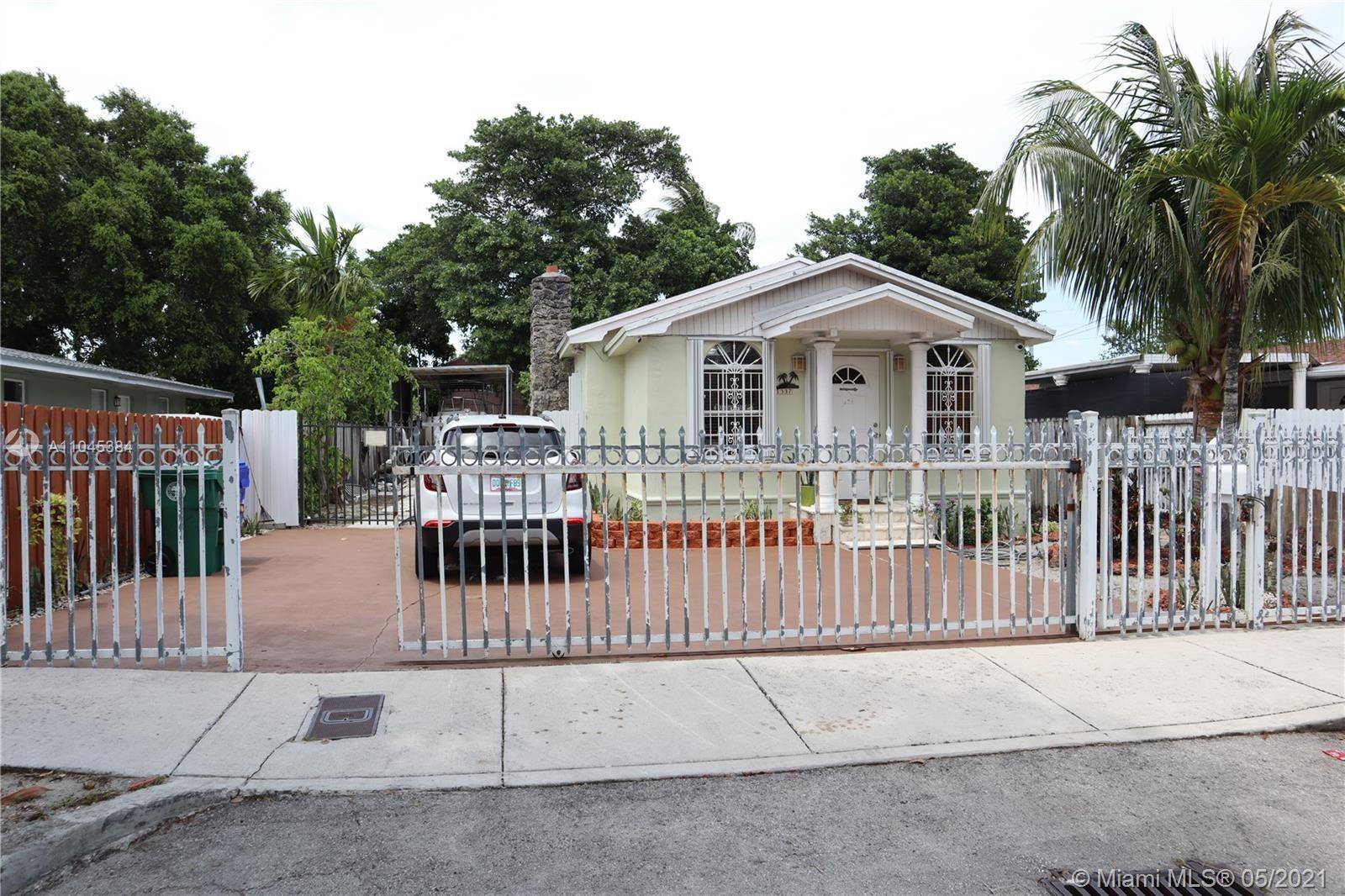 1337 NW 26th St, Miami, FL 33142 - #: A11045384
