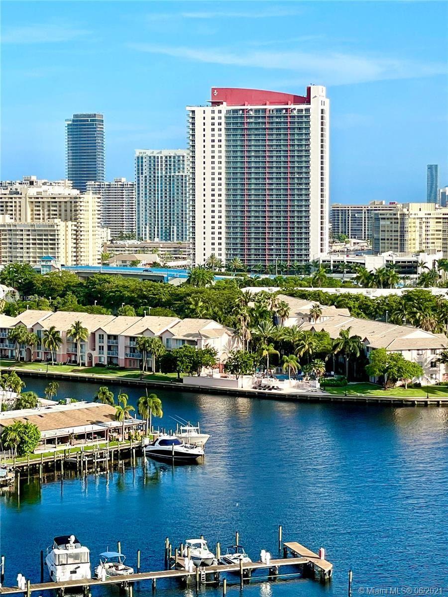 2500 PARKVIEW DR #1703, Hallandale Beach, FL 33009 - #: A11060384