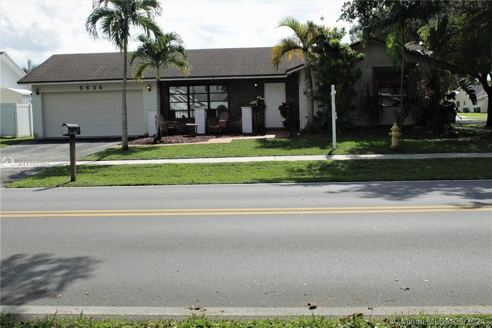 5636 SW 118th Ave, Cooper City, FL 33330 - #: A11103384