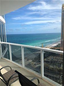 Photo of 18001 Collins #1414, Sunny Isles Beach, FL 33160 (MLS # A10409385)