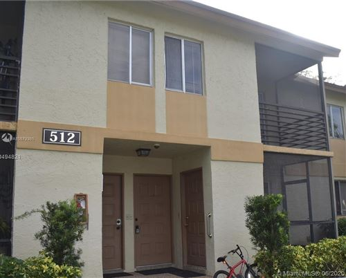 Photo of 512 Gardens Dr #202, Pompano Beach, FL 33069 (MLS # A10879385)