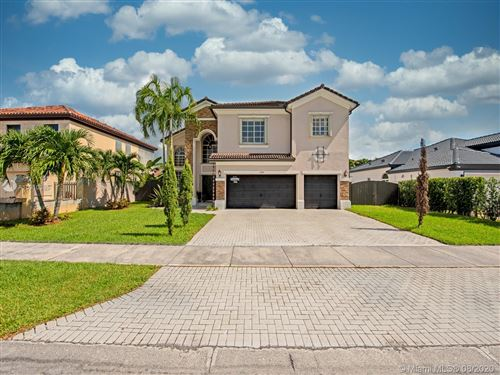Photo of 15247 SW 14th St, Miami, FL 33194 (MLS # A10910385)