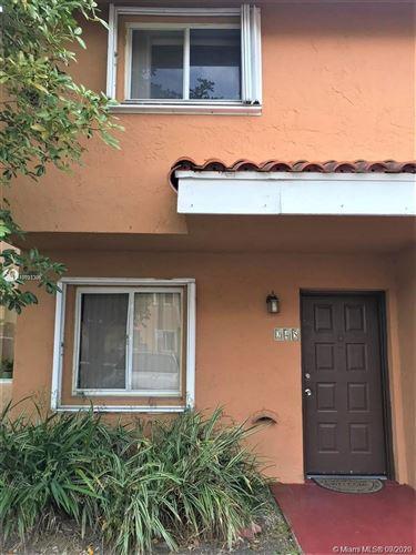 Foto de inmueble con direccion 8252 NW 6th Ter #245 Miami FL 33126 con MLS A10921385