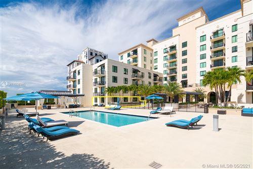 Photo of 1300 Ponce De Leon Blvd #513, Coral Gables, FL 33134 (MLS # A11038385)