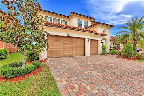 Photo of 8076 NW 115th Way, Parkland, FL 33076 (MLS # A11098385)