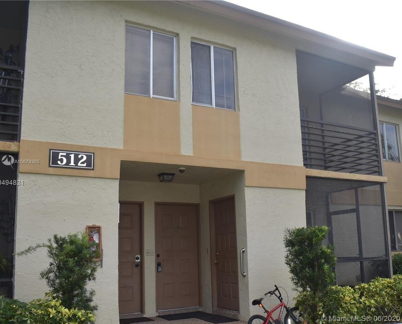 512 Gardens Dr #202, Pompano Beach, FL 33069 - #: A10879385