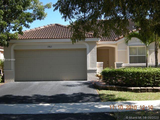 1862 Sirius Ln, Weston, FL 33327 - #: A10919385